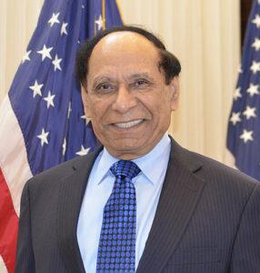 Amb. Islam A. Siddiqui, President